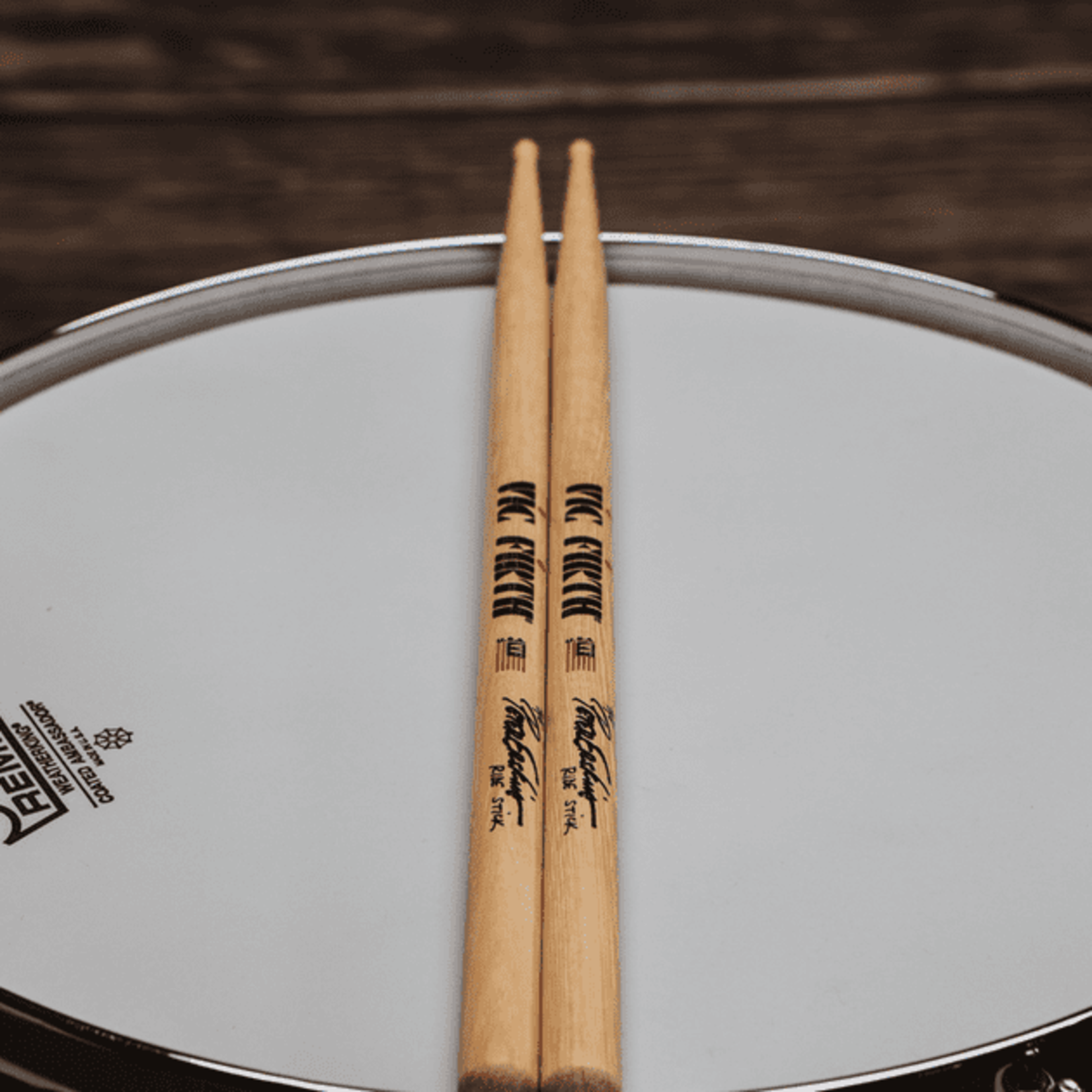"""Vic Firth VIC FIRTH SIGNATURE SERIES PETER ERSKINE """"RIDE STICK"""" WOOD TIP (PAIR)"""