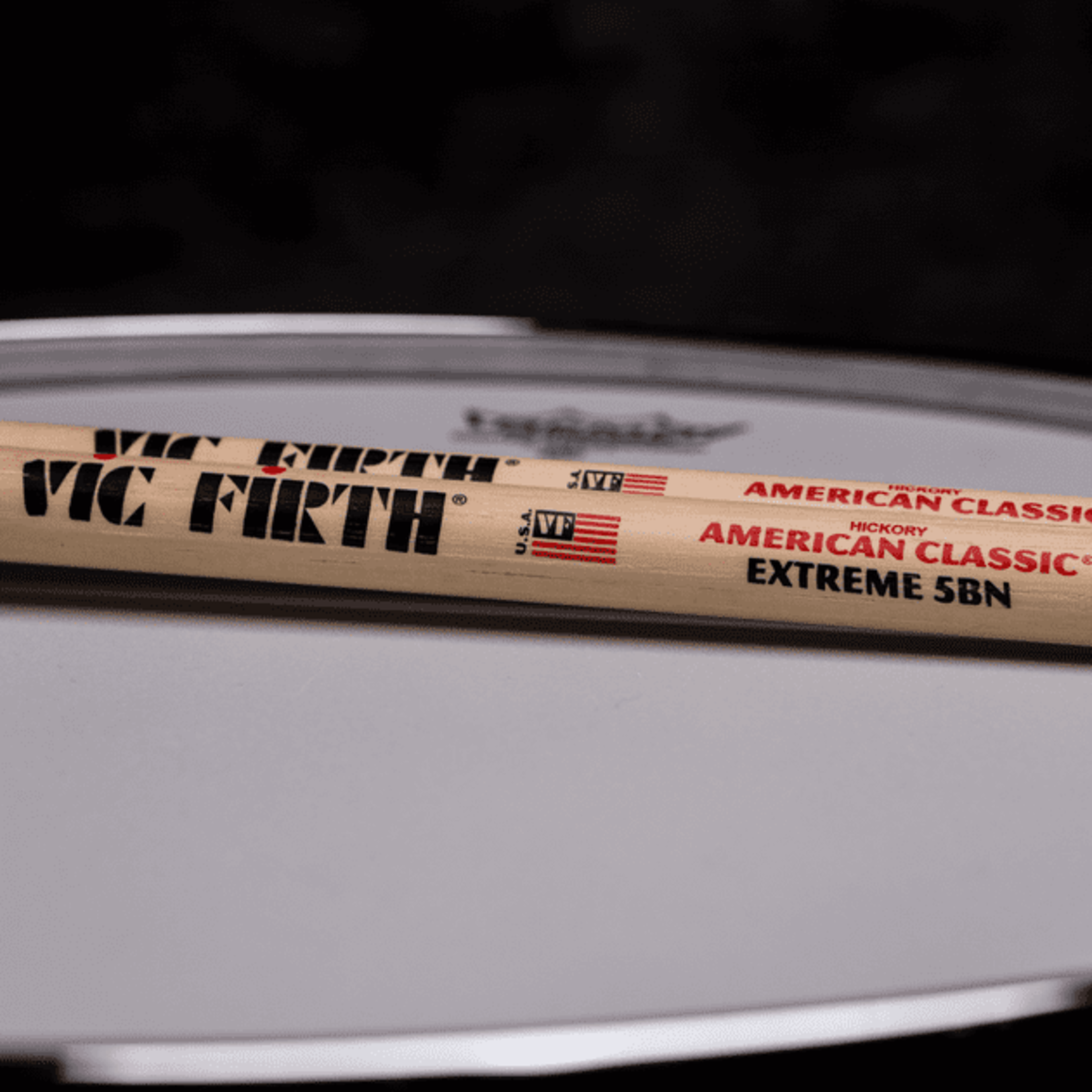 Vic Firth VIC FIRTH AMERICAN CLASSIC EXTREME 5B NYLON TIP (PAIR)