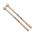 Vic Firth VIC FIRTH CORPSMASTER SUPER HARD FELT BASS DRUM MALLET PAIR MBOH