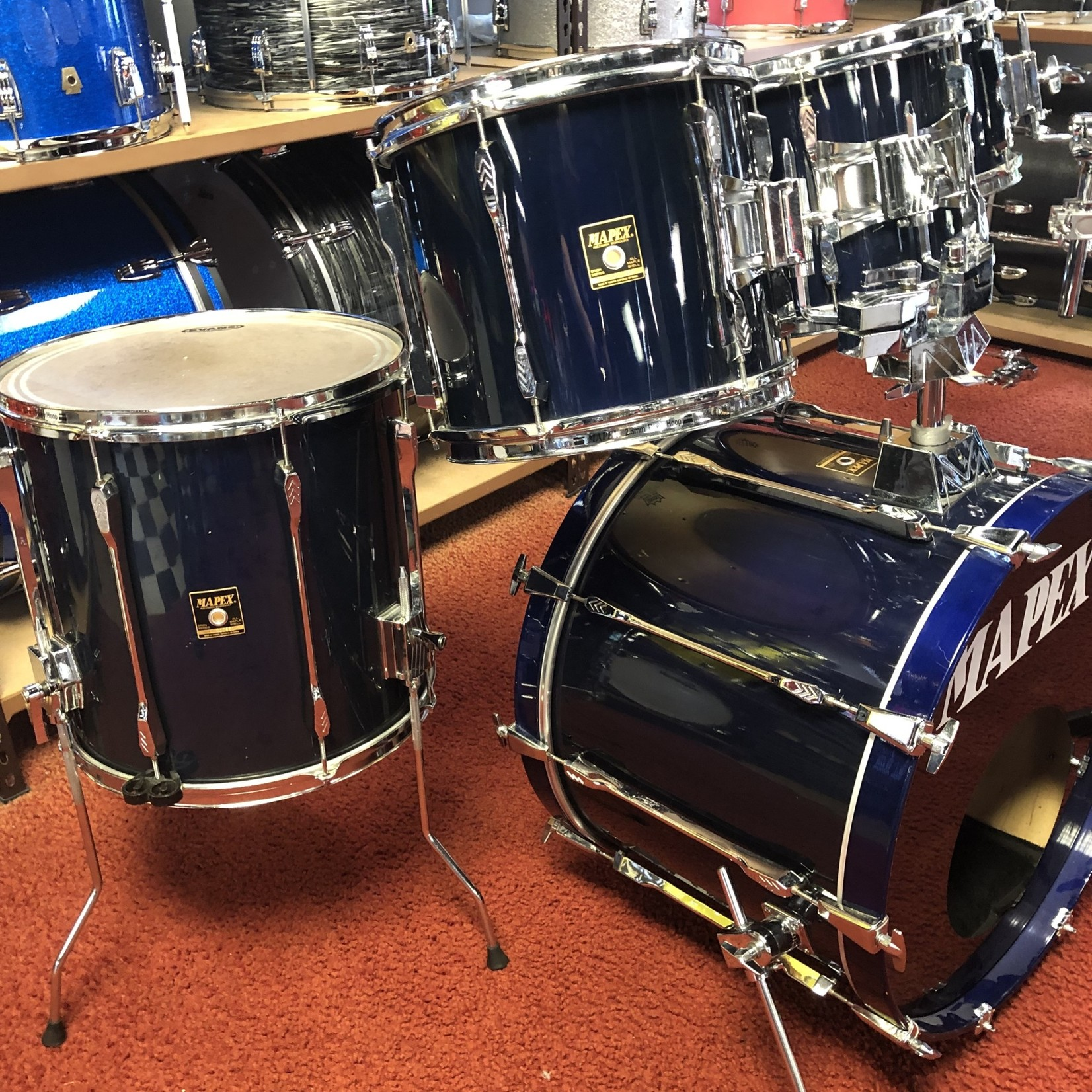Mapex MAPEX ORION 5-PC SHELL PACK 10/12/13/16/22