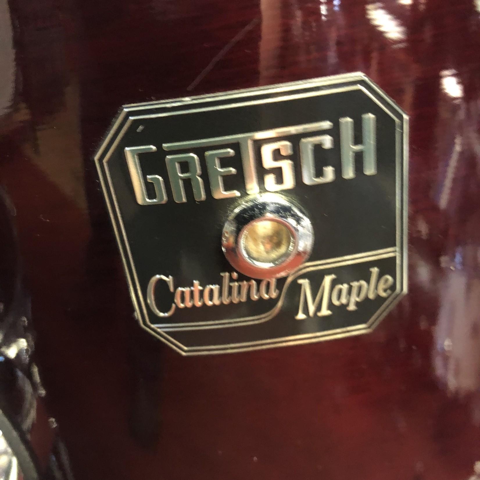 Gretsch GRETSCH CATALINA MAPLE 6-PC SHELL PACK 10/12/14/16/22/14s (CHERRY)
