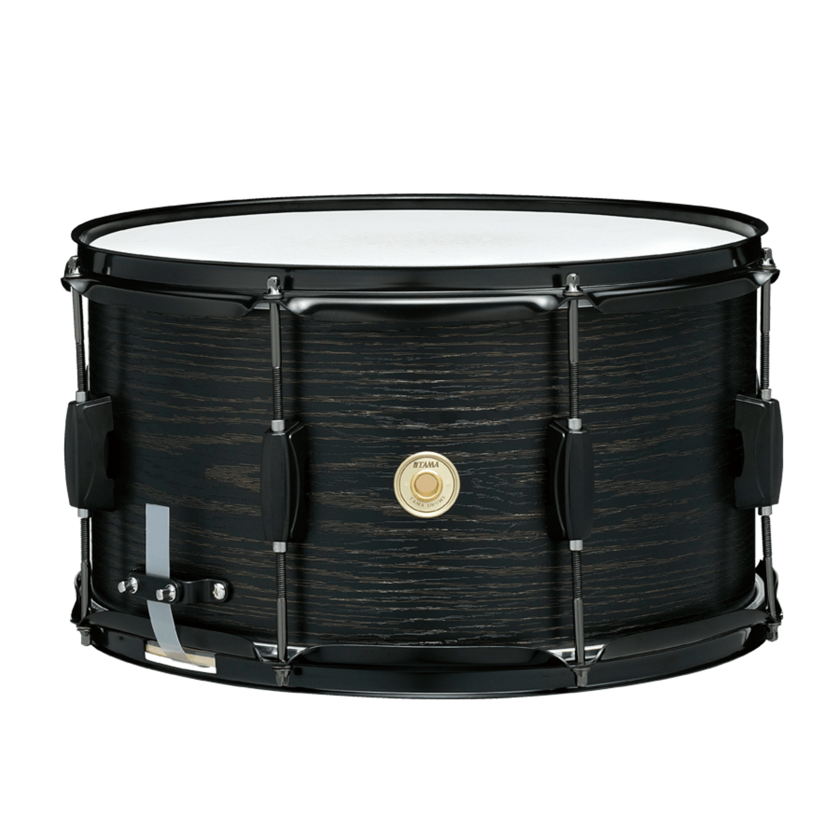 """Tama TAMA WOODWORKS 8X14"""" SNARE DRUM WP148BKBOW"""