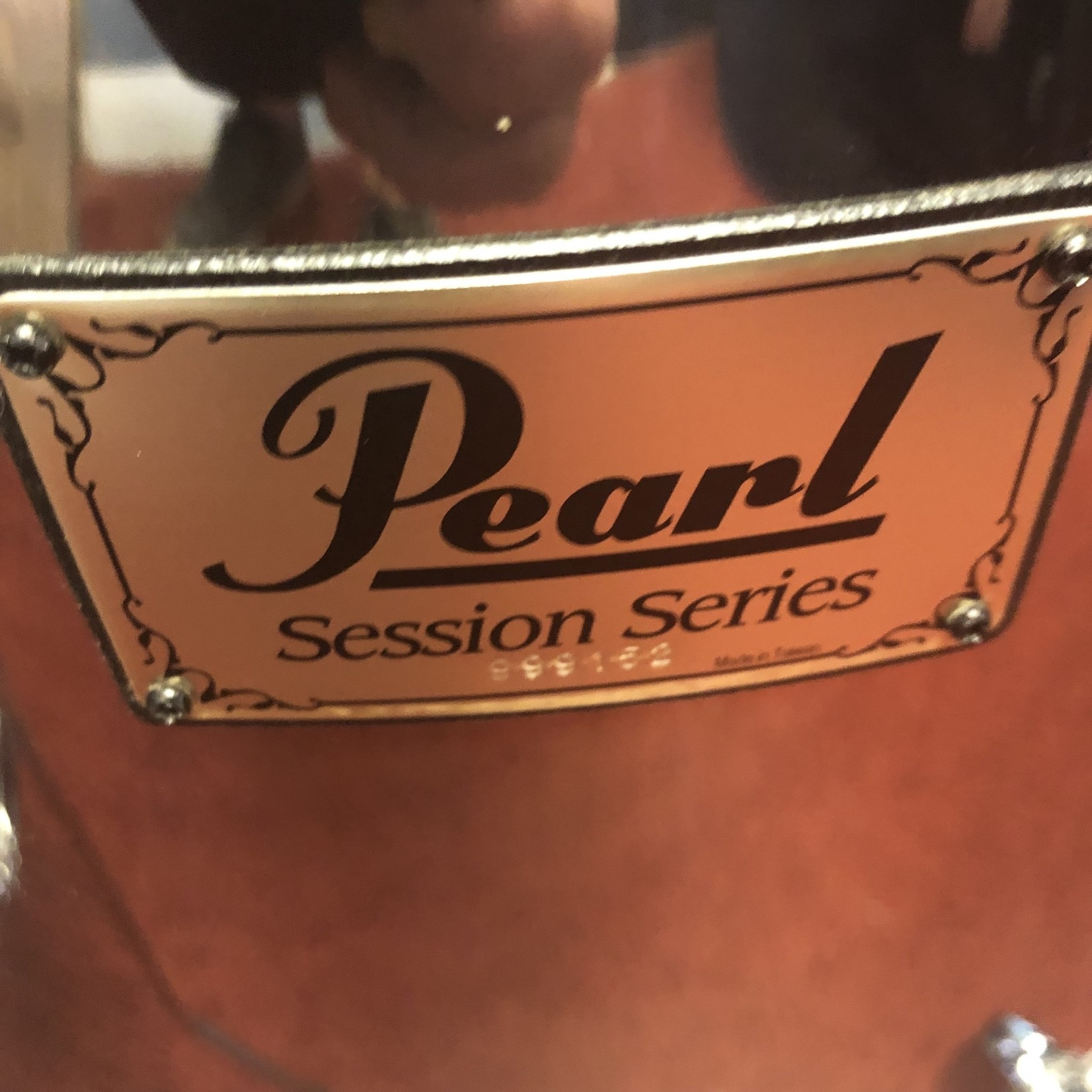 Pearl PEARL SESSION SERIES 4-PC SHELL PACK 14/16/18/24 (CHROME)