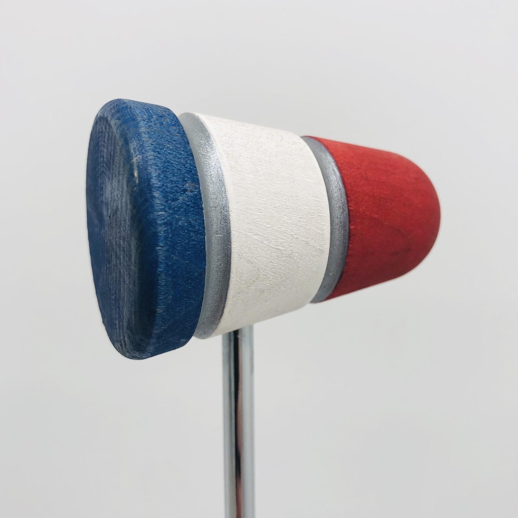 Low Boy LOW BOY STANDARD RED/WHITE/BLUE W/ SILVER SPARKLE STRIPES