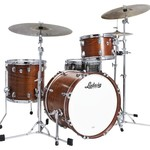 Ludwig LUDWIG CLASSIC OAK DOWNBEAT 3-PC SHELL PACK 12/14/20 (TENNESSEE WHISKEY)