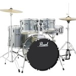 Pearl PEARL ROADSHOW 5-PIECE COMPLETE RS525SC/C706 (CHARCOAL METALLIC)