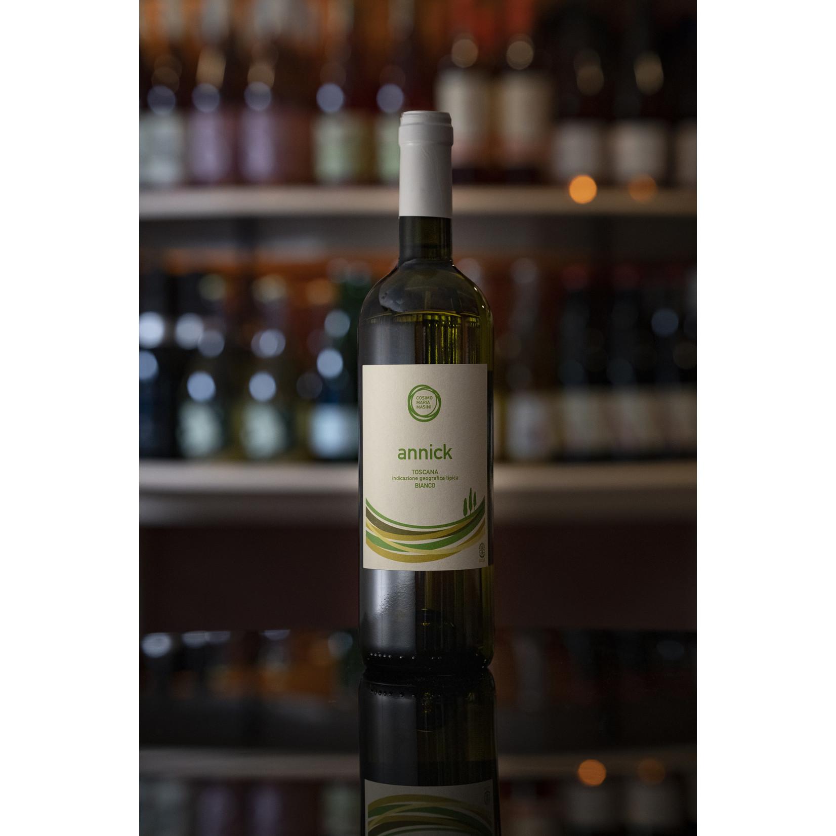 """2019 Sauvignon Blanc, Cosimo Maria Masini """"annick"""""""