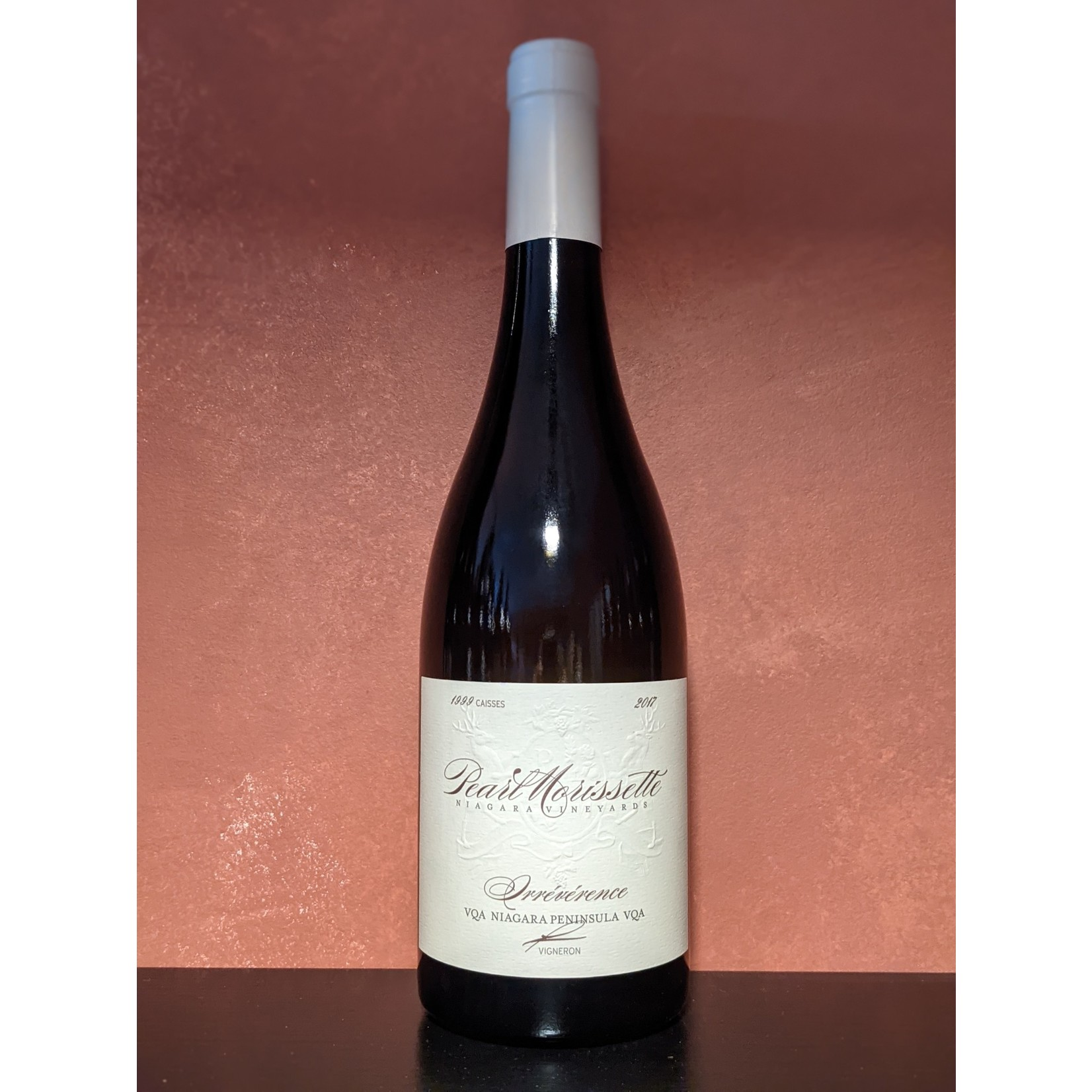 "2017 Gewurztraminer/Riesling/Chardonnay, Pearl Morissette Estate Winery ""Irrévérence"""