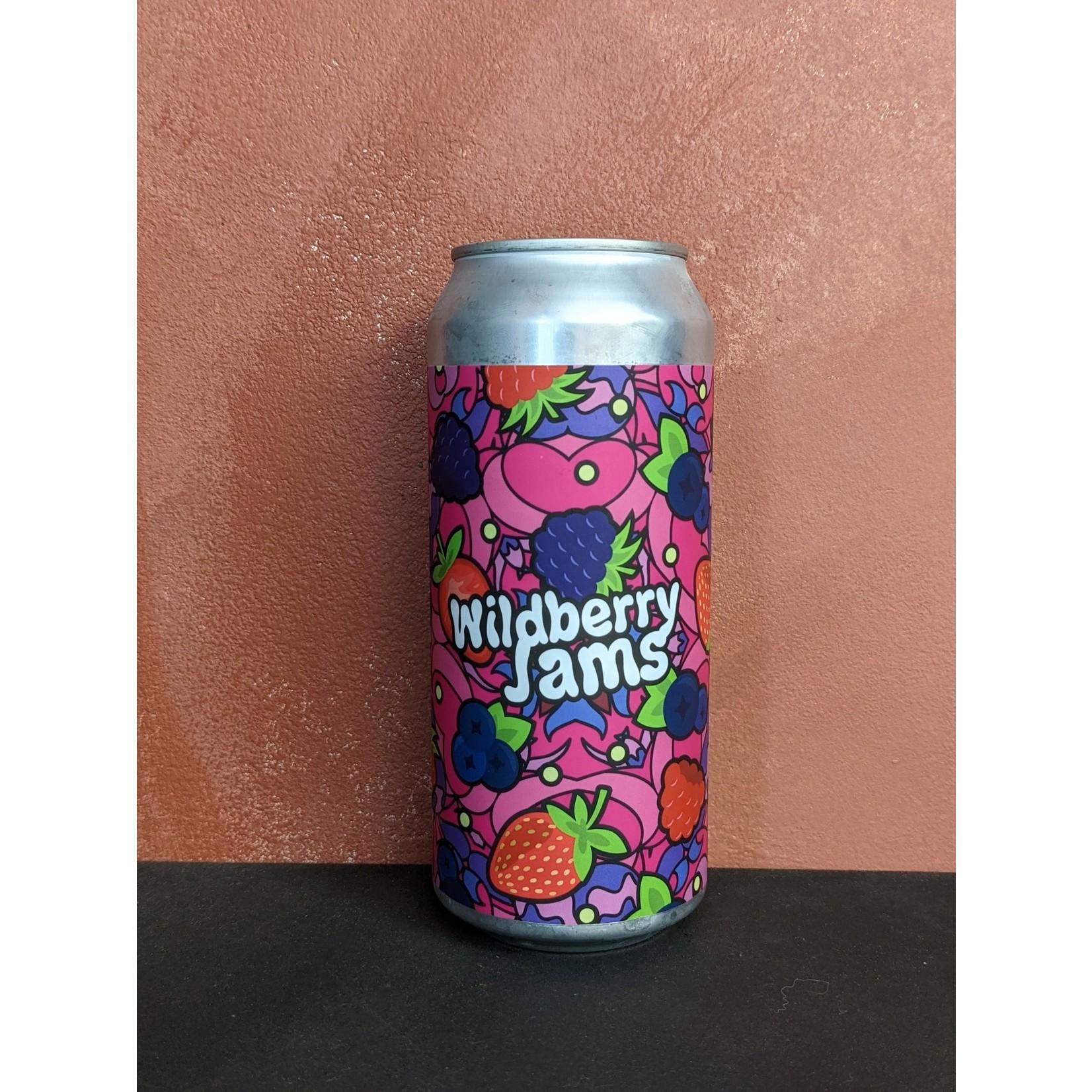 "Brix City ""Wildberry Jams"" Fruited Milkshake IPA CAN"