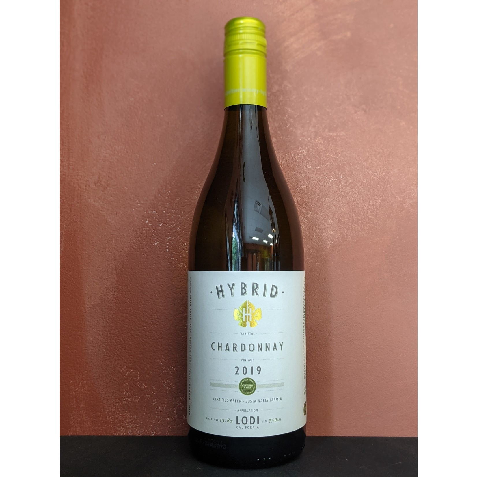 2019 Chardonnay, Hybrid Wines