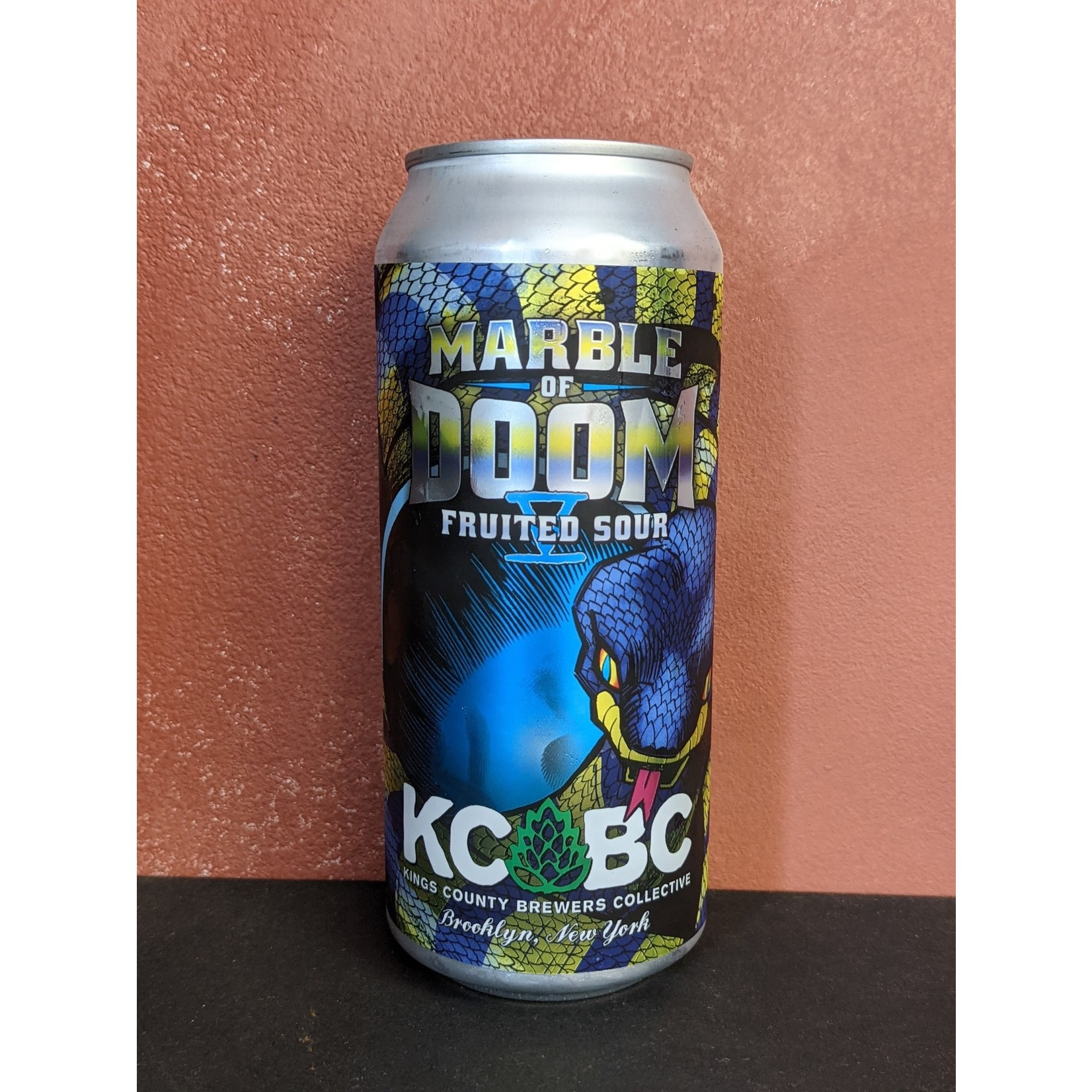 "KCBC ""Marble of Doom V"" Blueberry, Lemon, Passionfruit Sour CAN"