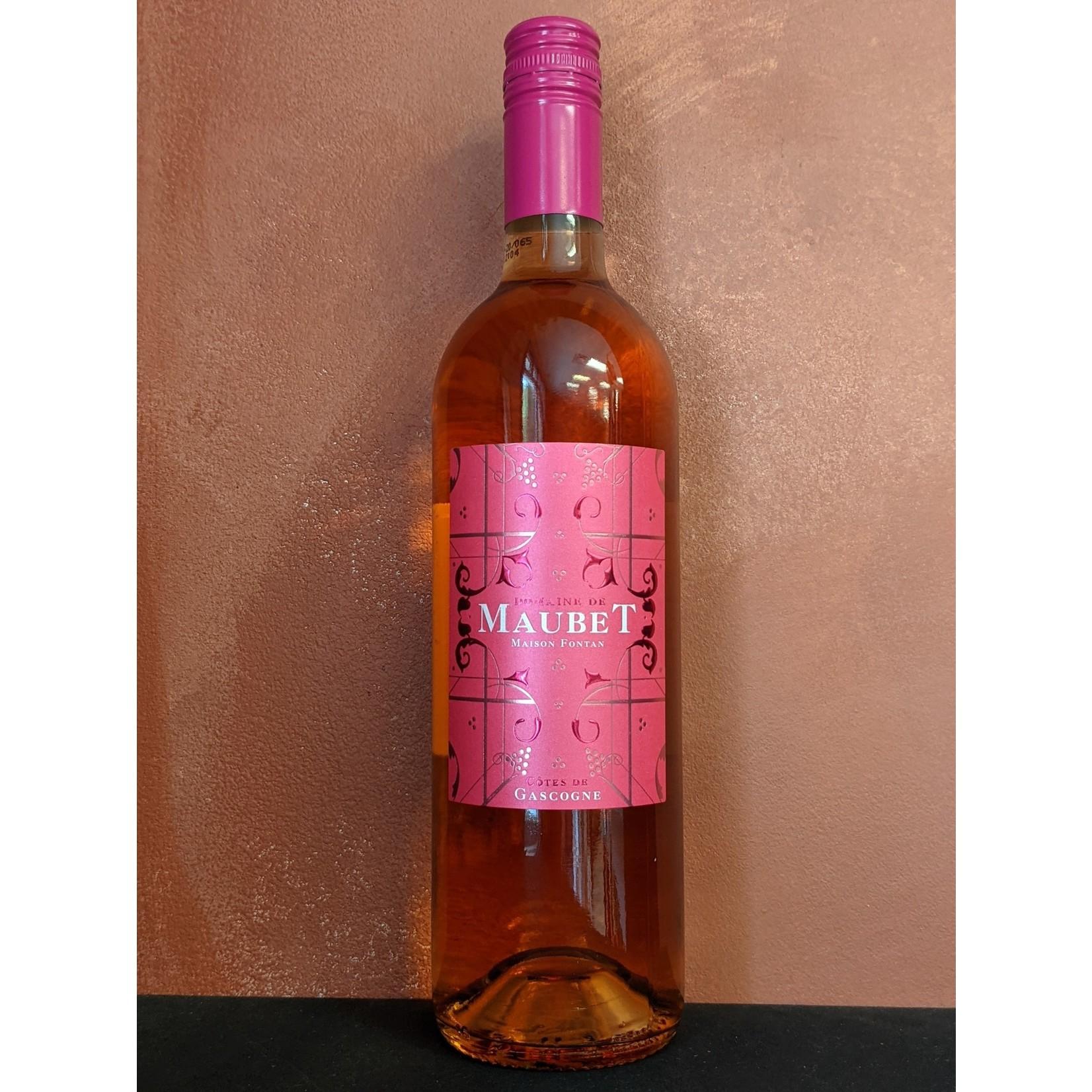 2019 Cabernet Sauvignon  Blend, Domaine Maubet Côtes de Gascogne Rosé