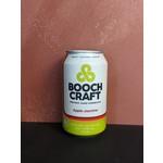 "Boochcraft ""Apple Lime Jasmine"" 12 oz Can"