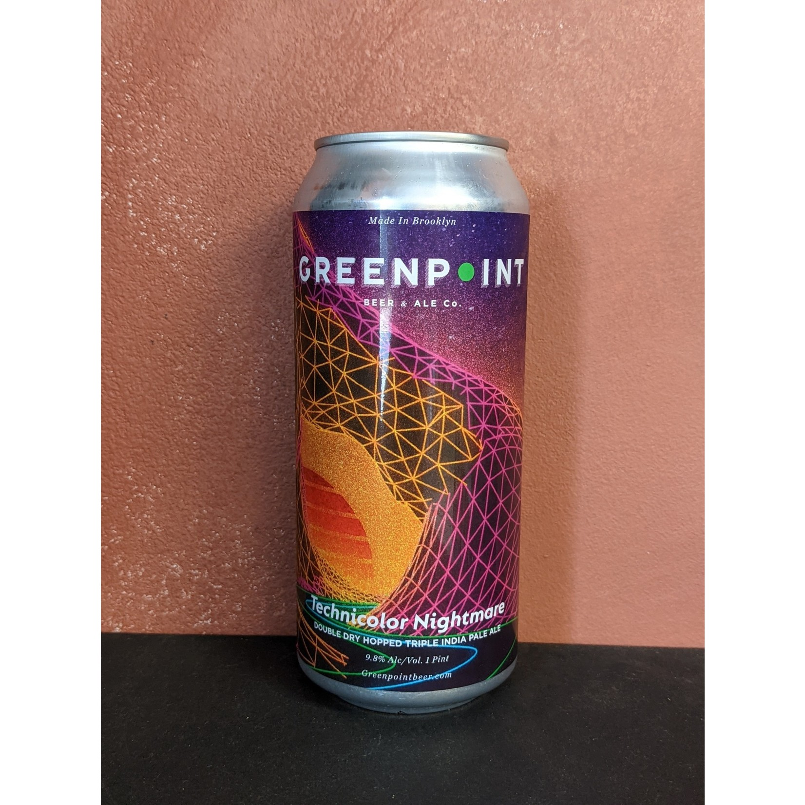 """Greenpoint """"Technicolor Nightmare"""" TIPA CAN"""