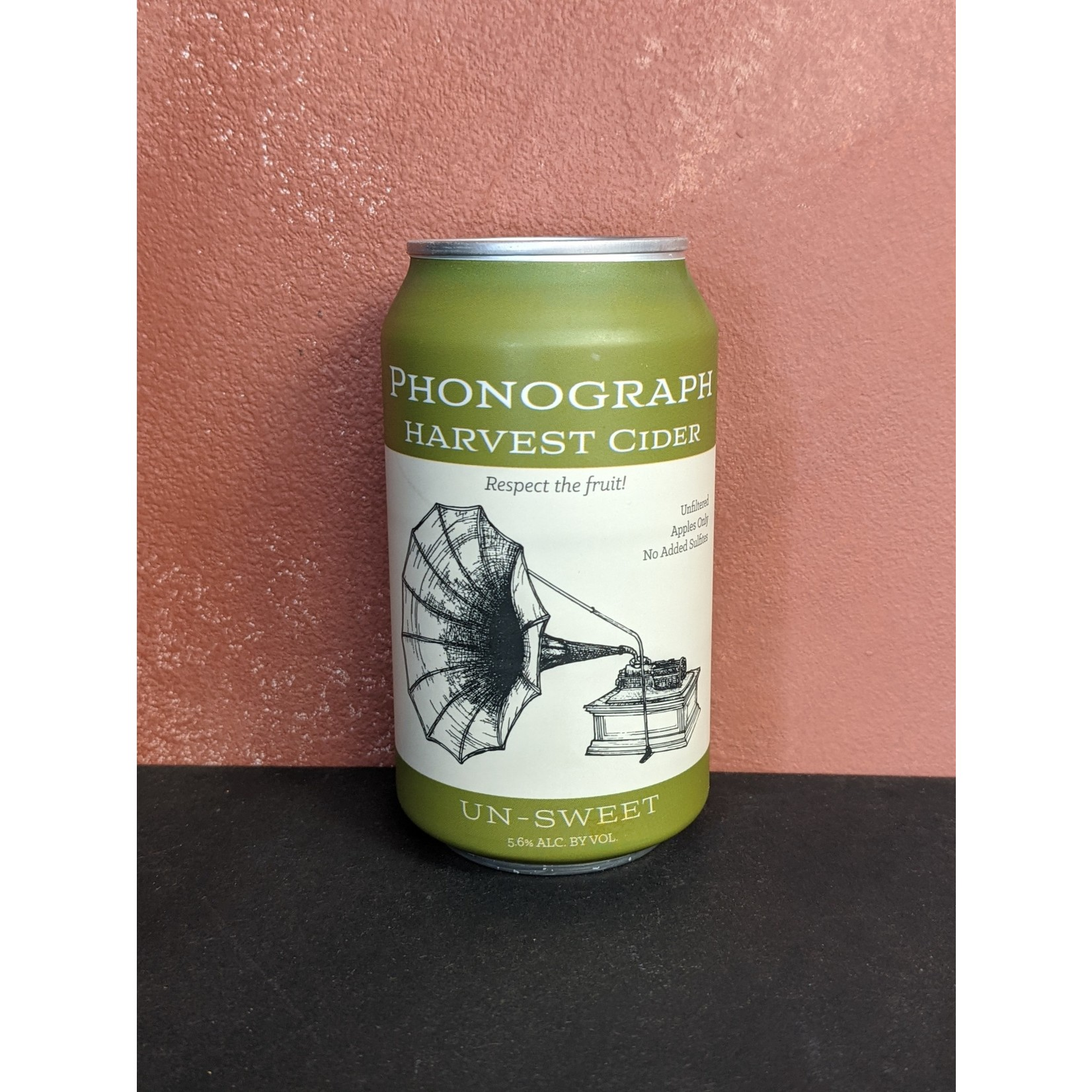 """South Hill """"Phonograph Harvest"""" Cider CAN"""