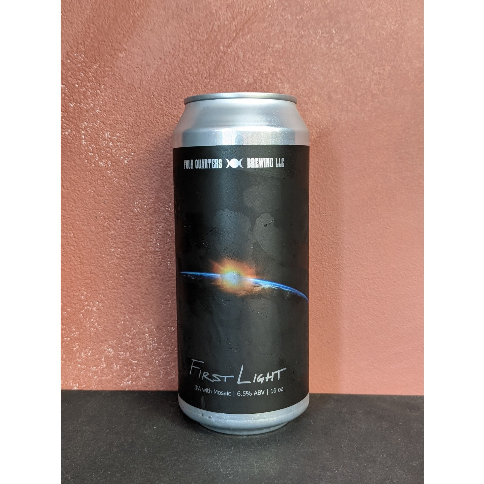 """Four Quarters """"First Light"""" IPA CAN"""