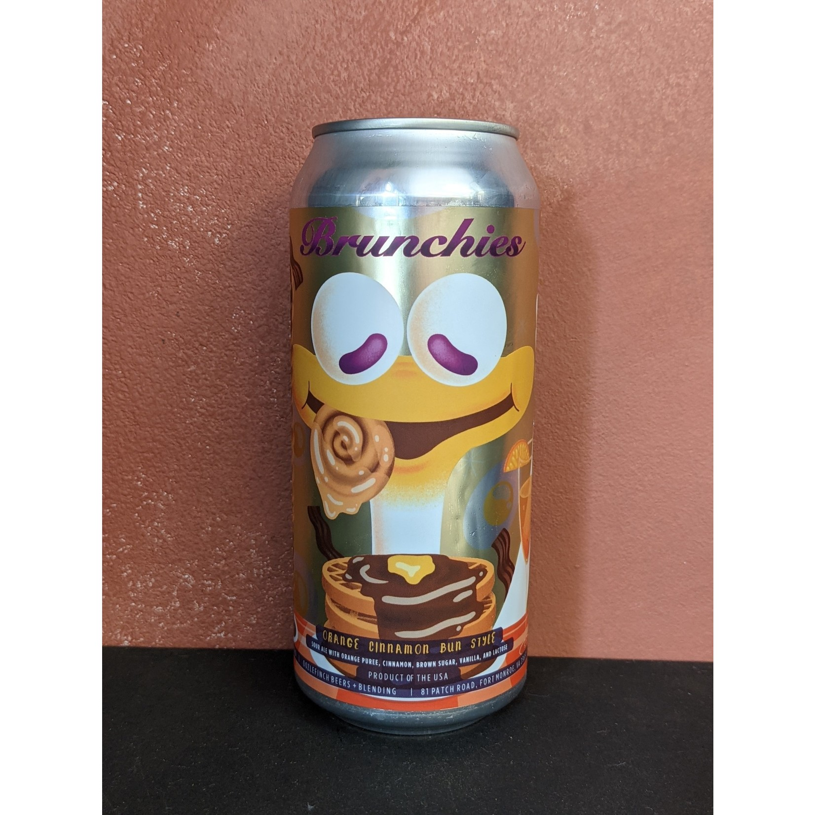 "Oozlefinch ""Bruchies Orange Cinnamon"" Sour CAN"
