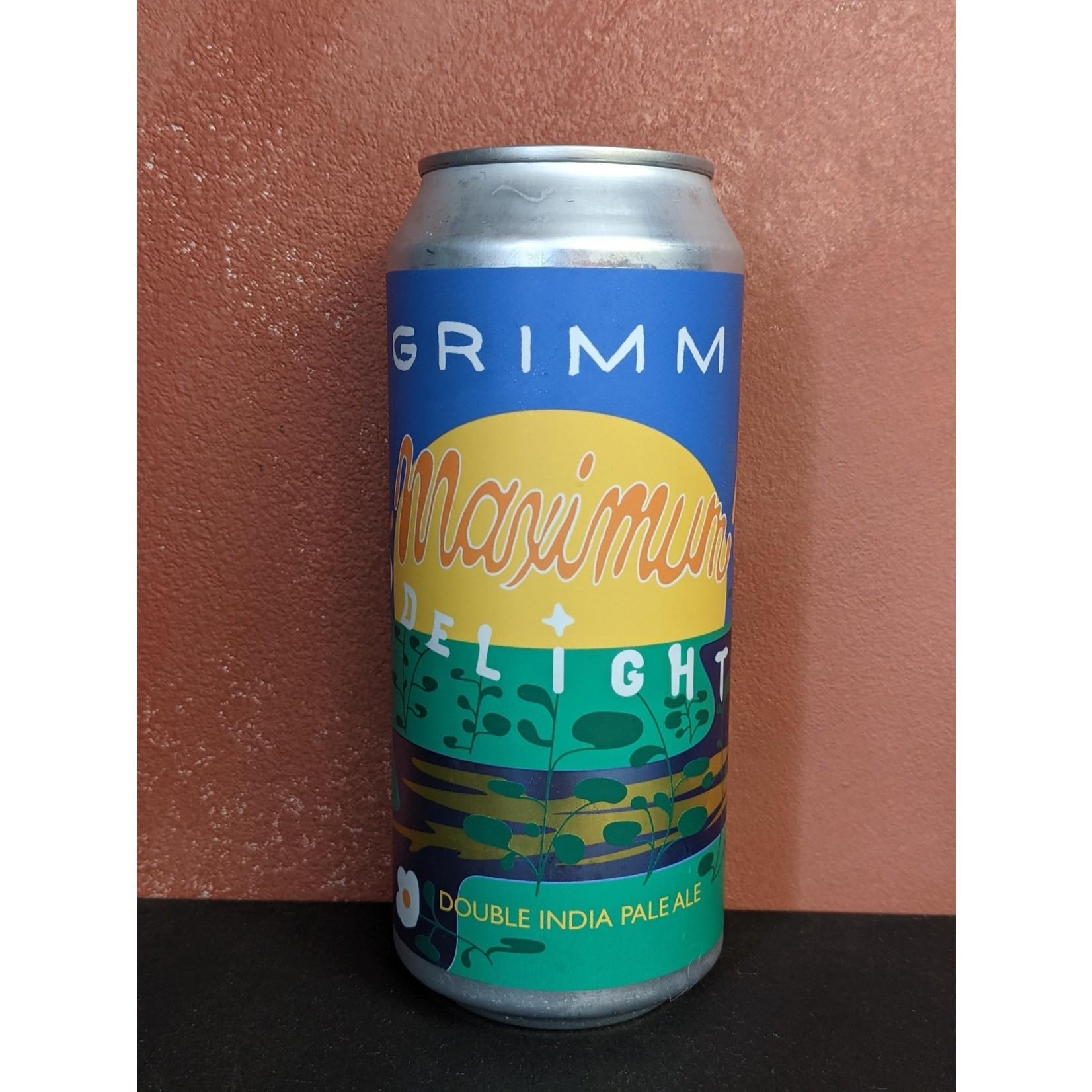 """Grimm """"Maximum Delight"""" DIPA CAN"""