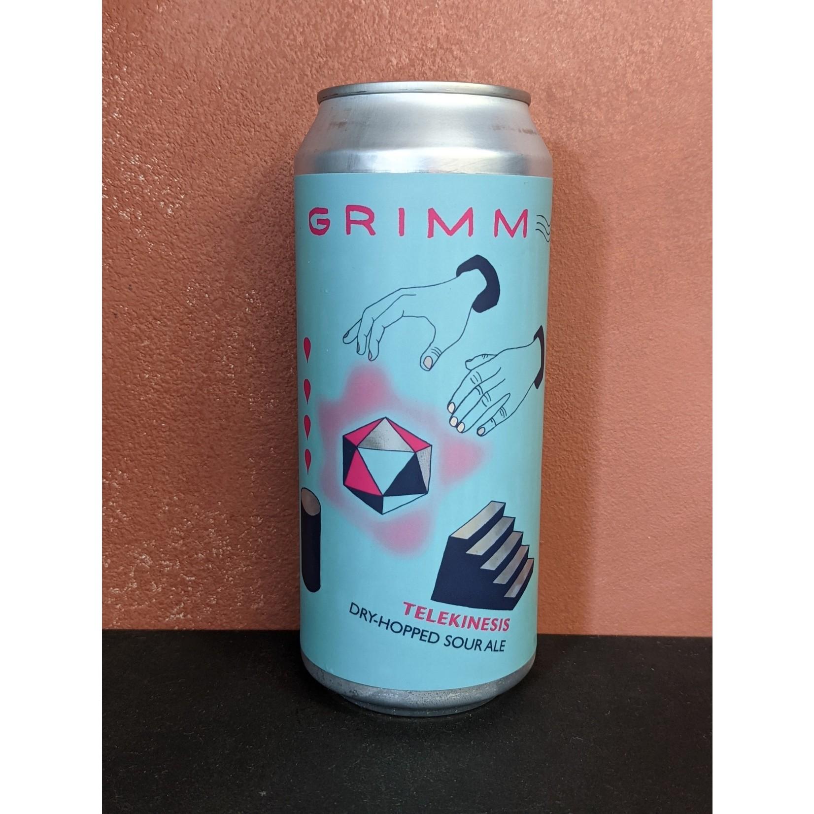 "Grimm ""Telekinesis"" Dry-Hopped Sour"