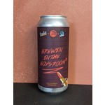 """Proclamation x Grey Sail x Crooked Current """"Brewin' in the Boy's Room"""" California Common CAN"""