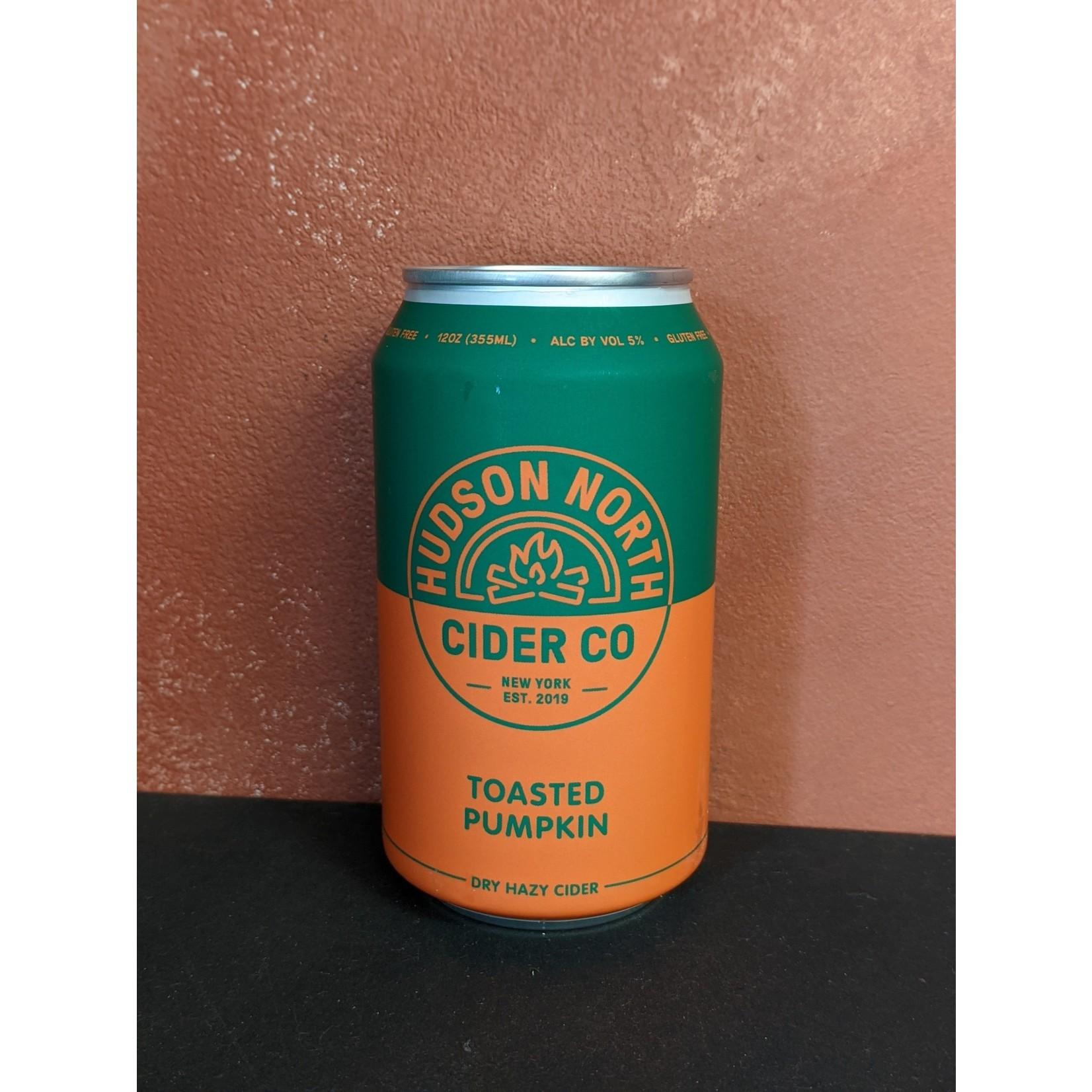 "Hudson North ""Toasted Pumpkin Cider"" CAN"