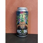 """KCBC """"This is Your Brain on Hops"""" DIPA CAN"""