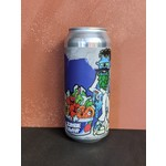 """Beer Zombies """"Zombie Whip"""" Sour W/ Blueberry, Coconut, Vanilla, Marshmallow"""
