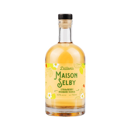 Maison Selby Strawberry Rhubarb Vodka 750mL