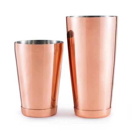 Copper Boston Shaker (2pieces)