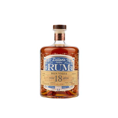 Rum 18 year 750mL