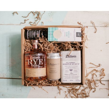 C-Old Fashioned Cocktail Kit