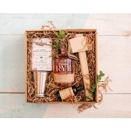 Mint Julep Cocktail Kit