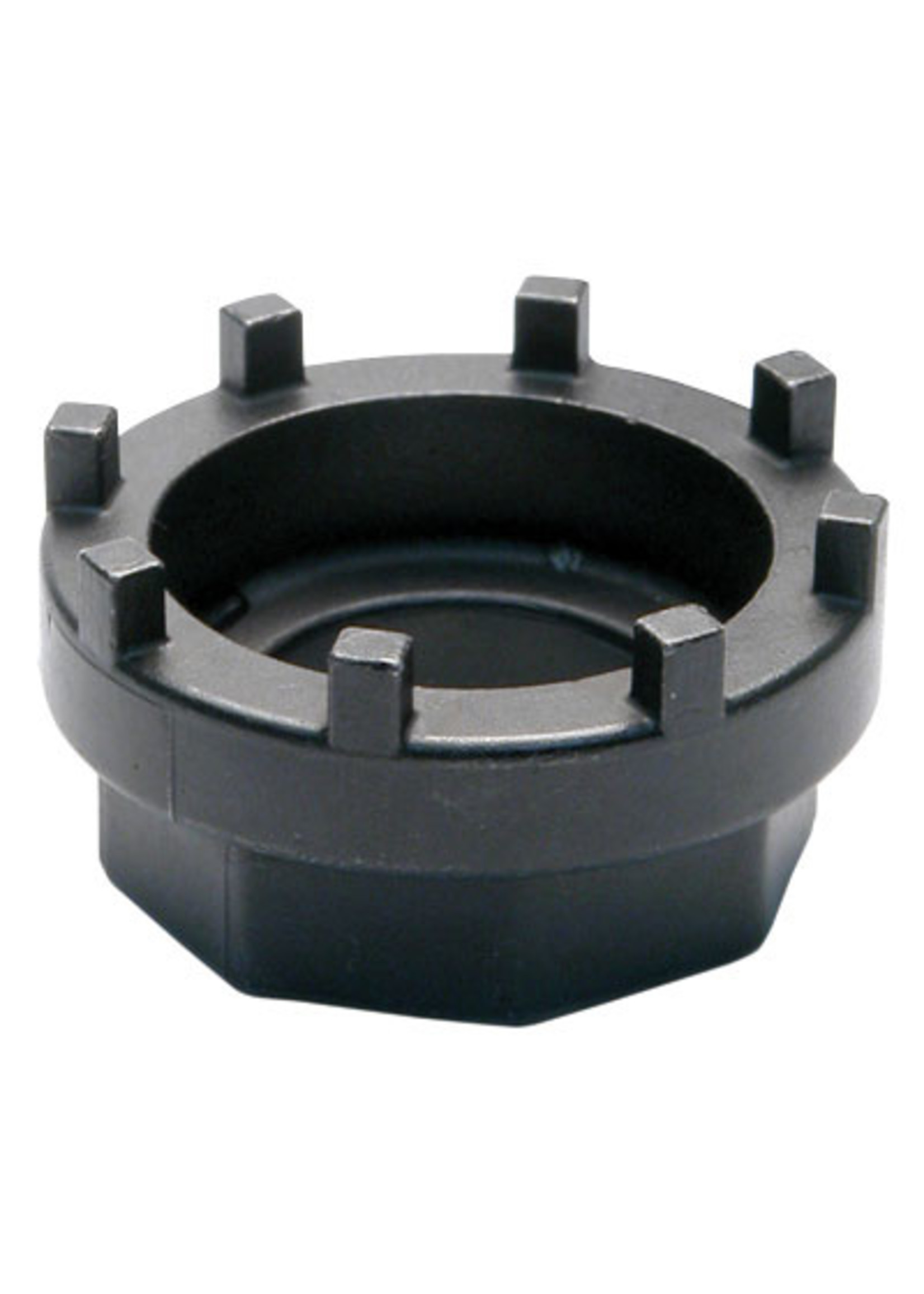 PARK TOOL Park Tool BBT-18 Bottom Bracket Tool for 8-Notch ISIS Cups