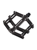 Exustar EXUSTAR PB73 9/16 Black Pedals
