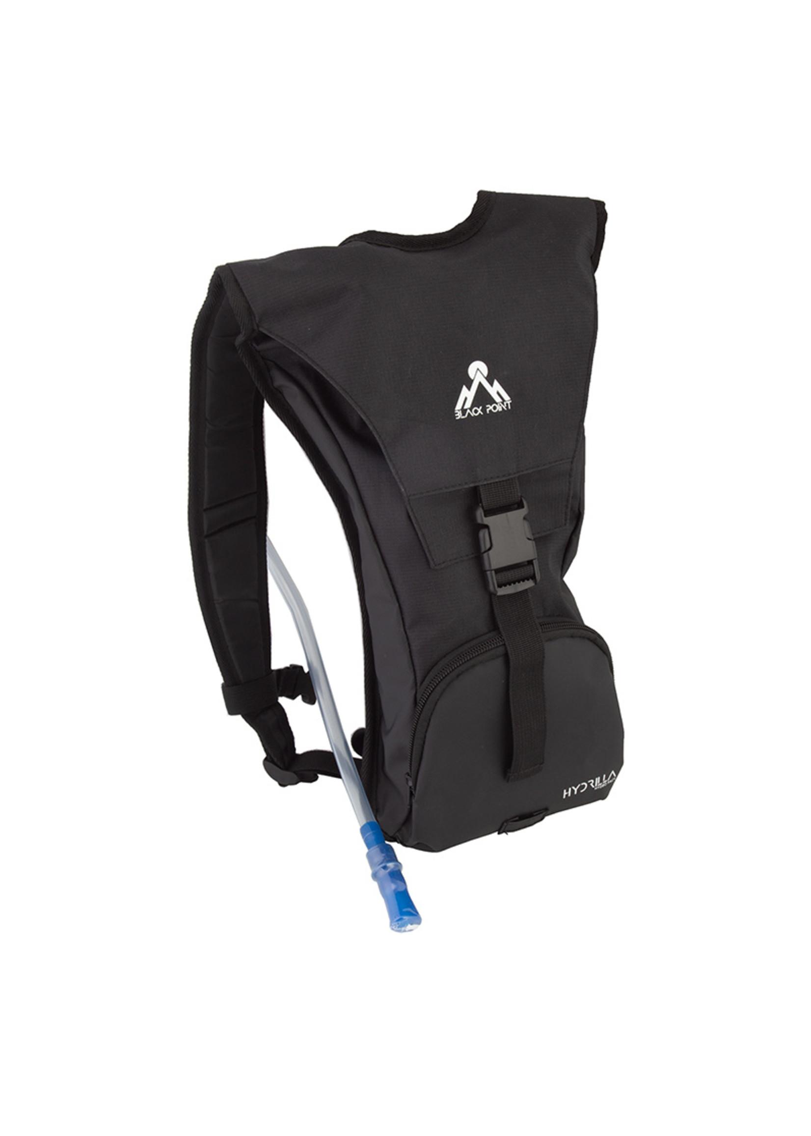 BLACK POINT BAG BKPOINT HYDRATION HYDRILLA BK w/3.0L BLADER