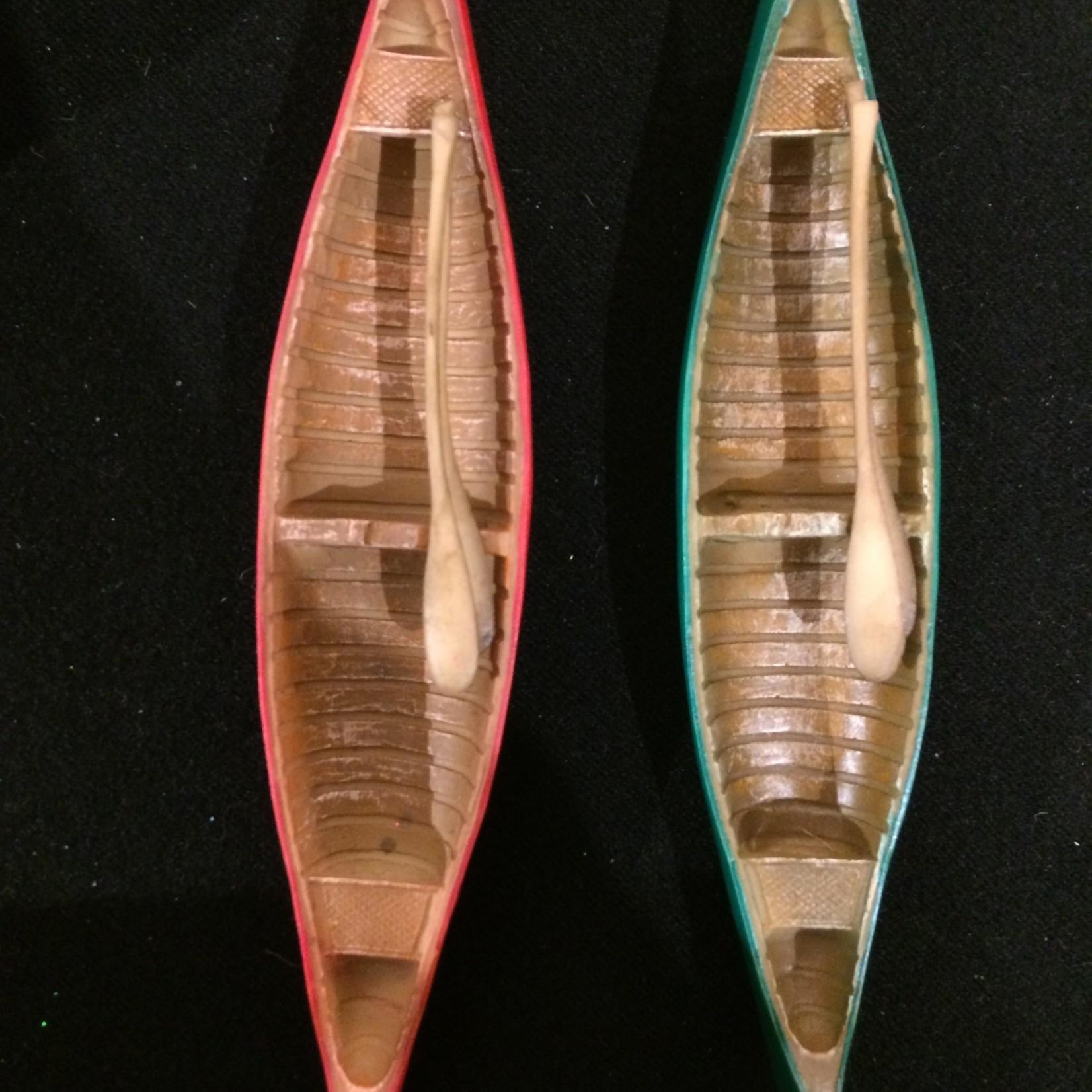 **Canoe Ornament 2A