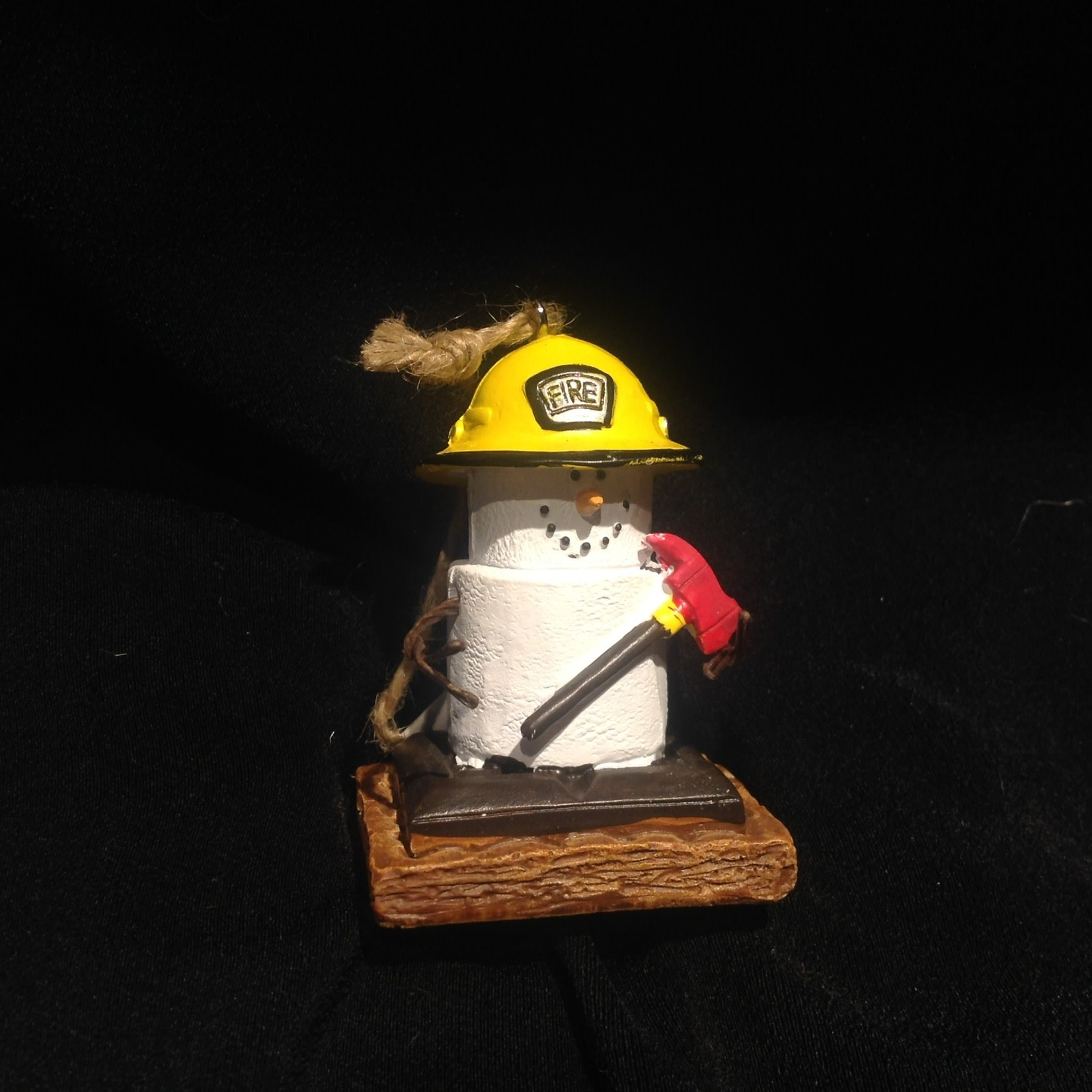 S'Mores Fireman