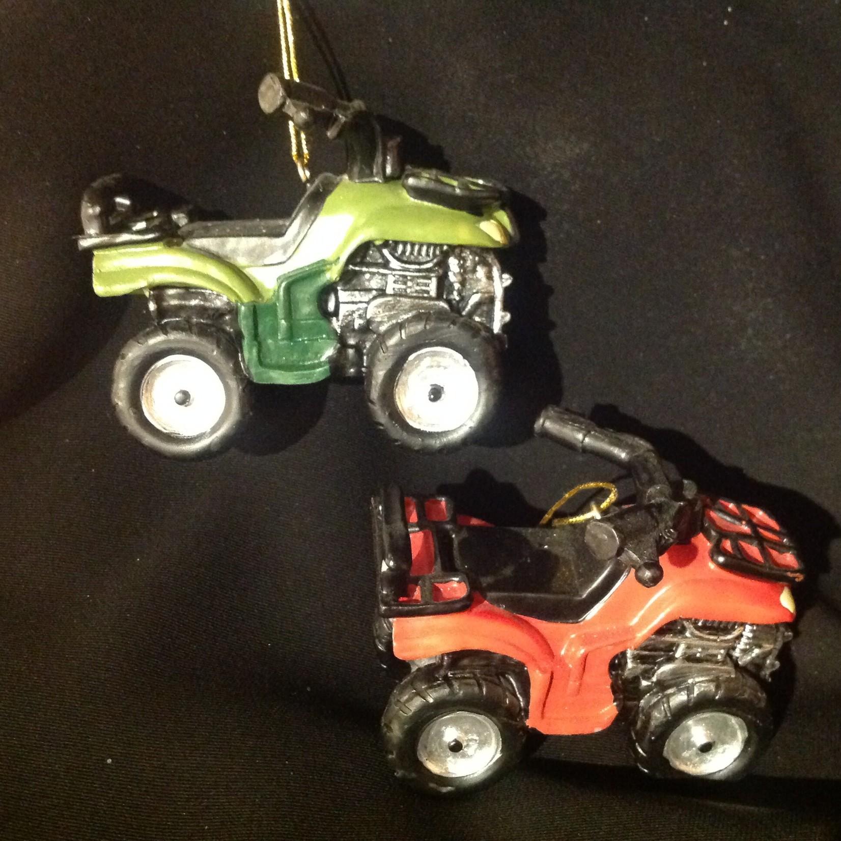 ATV Vehicle Orn 2A