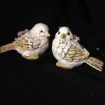Winter Bird Ornament 2A
