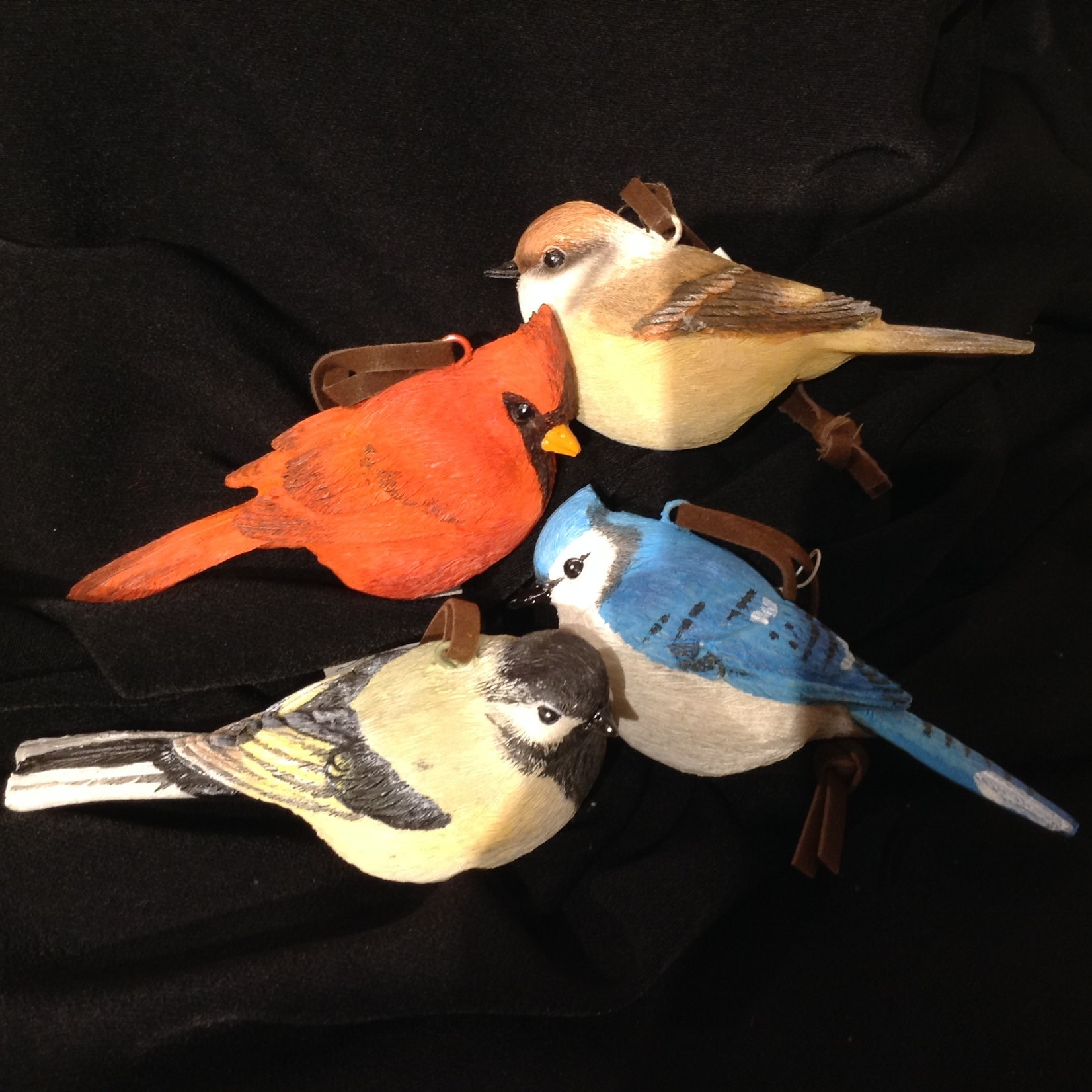 **Songbirds 4A (Card/Blue Jay Sold Out)