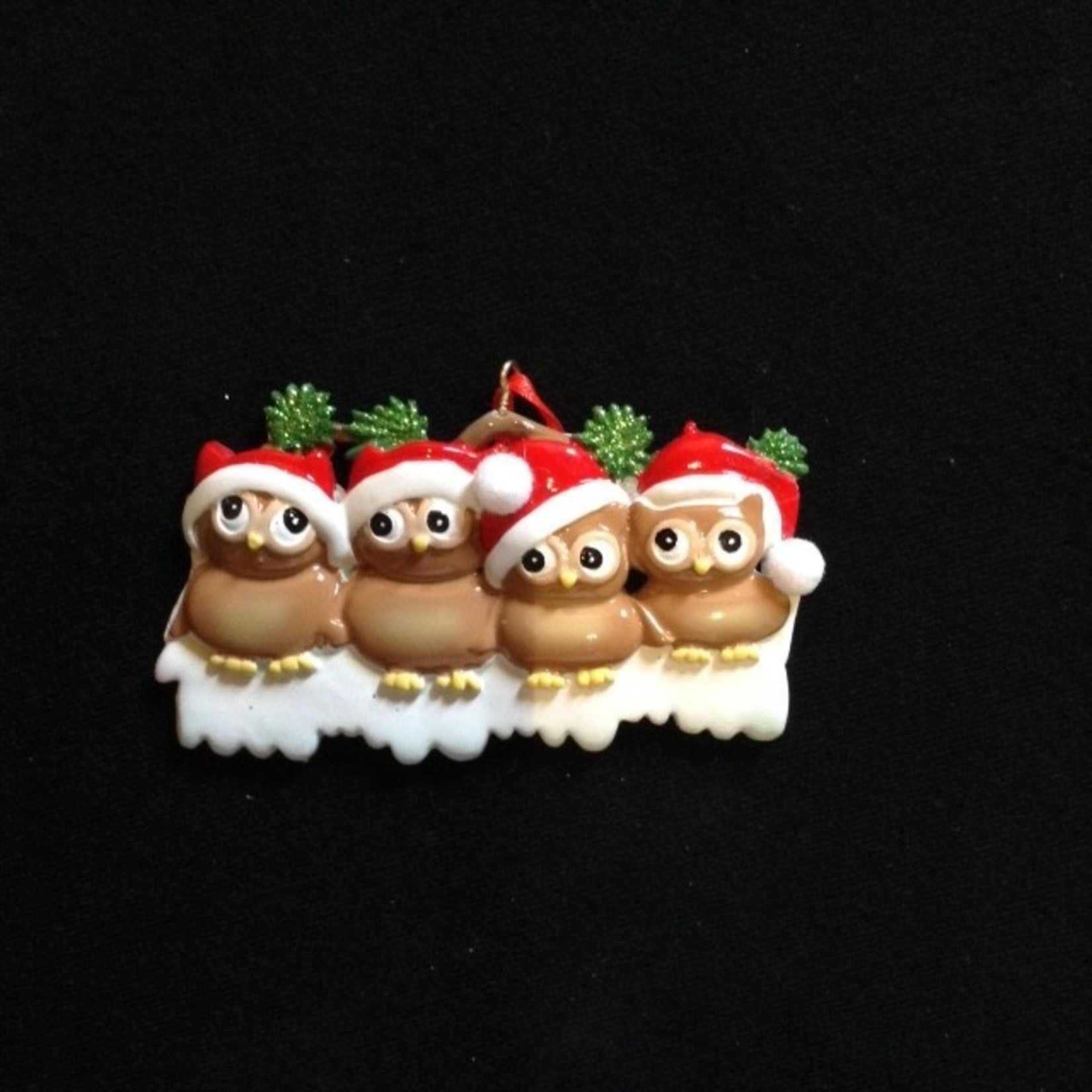 Owl Family 4
