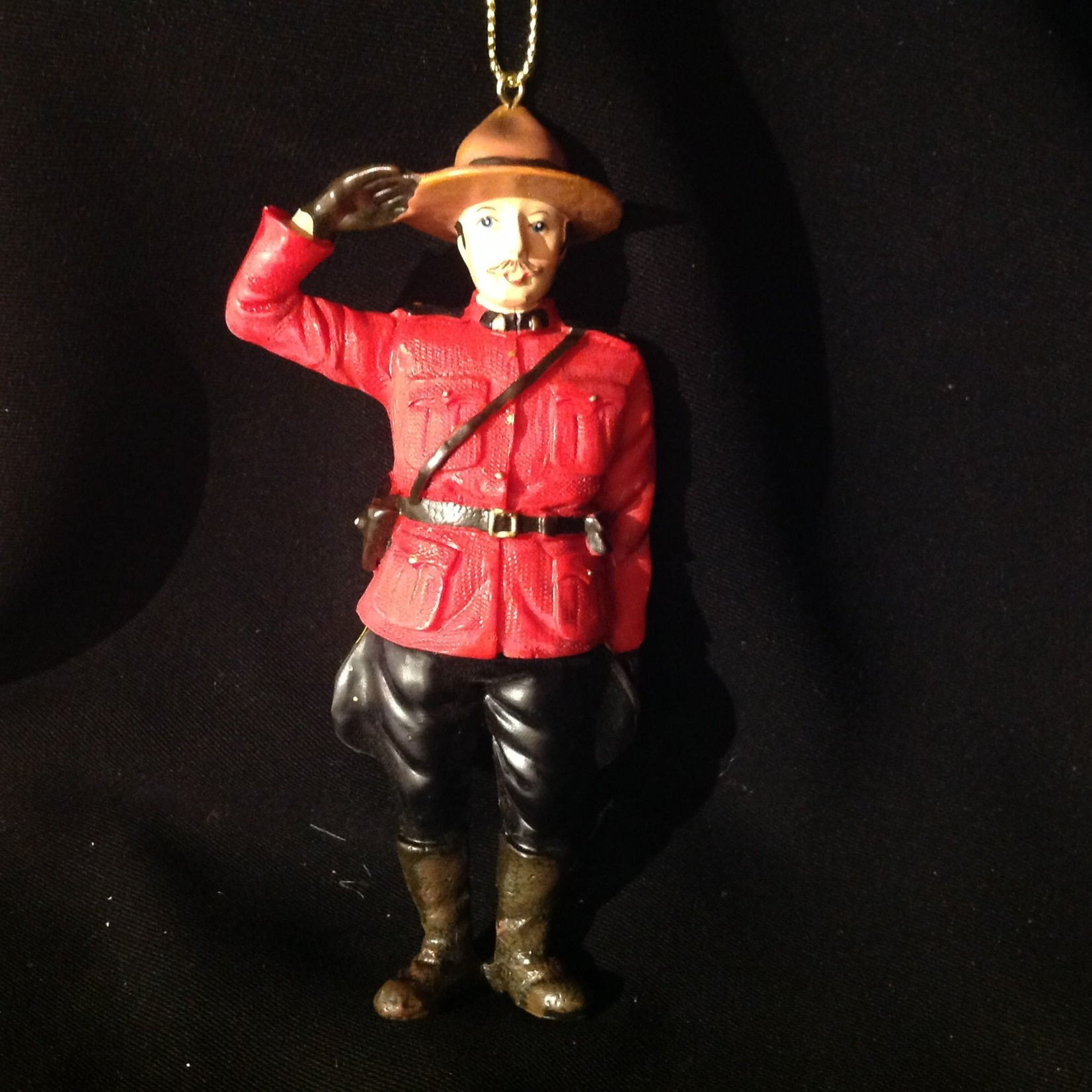 RCMP Mountie Ornament