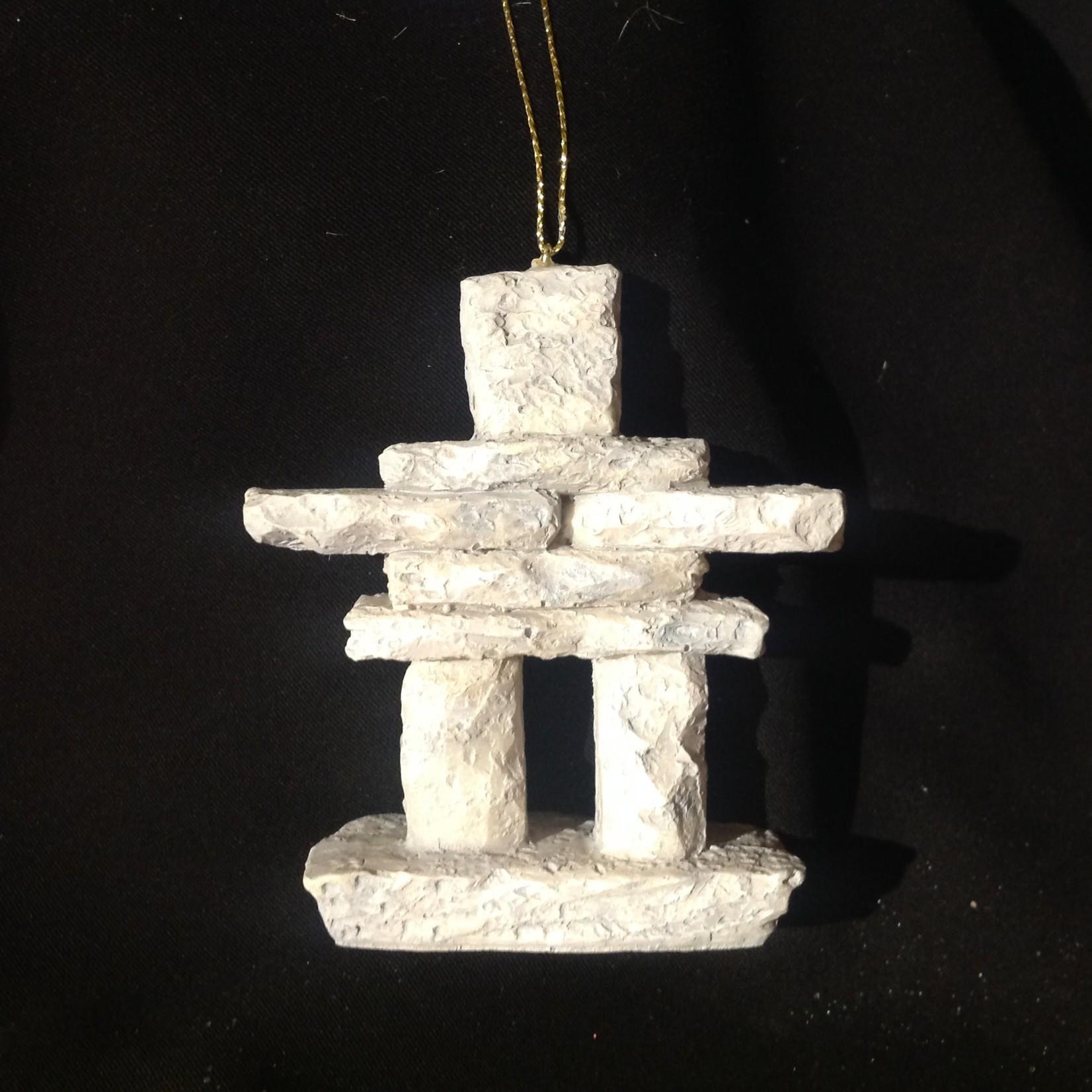 Inukshuk Ornament
