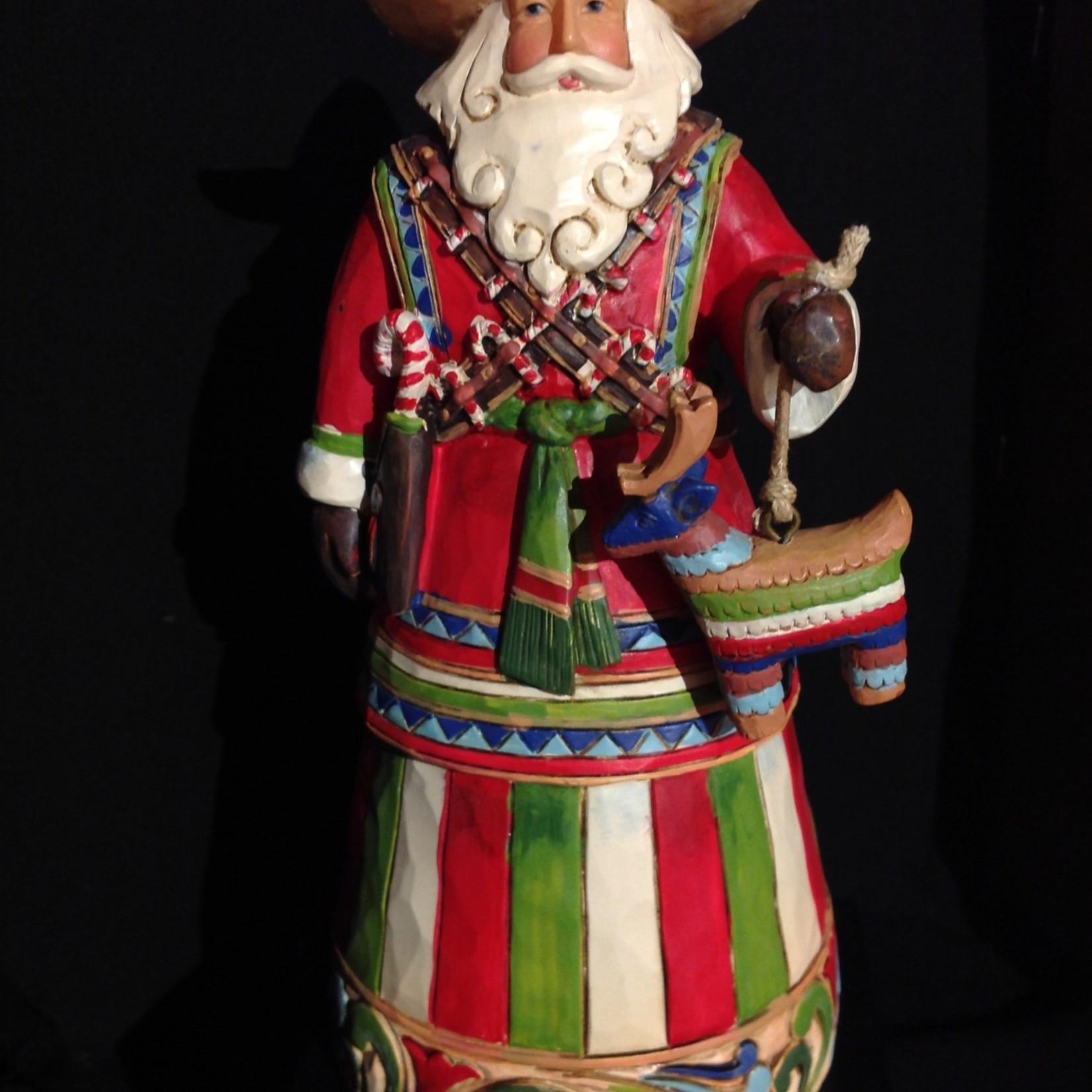 Jim Shore - Mexican Santa