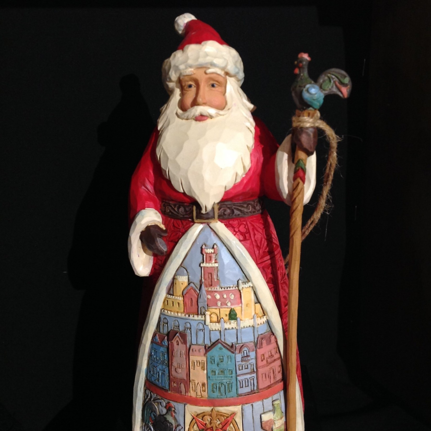 Jim Shore - Portugese Santa