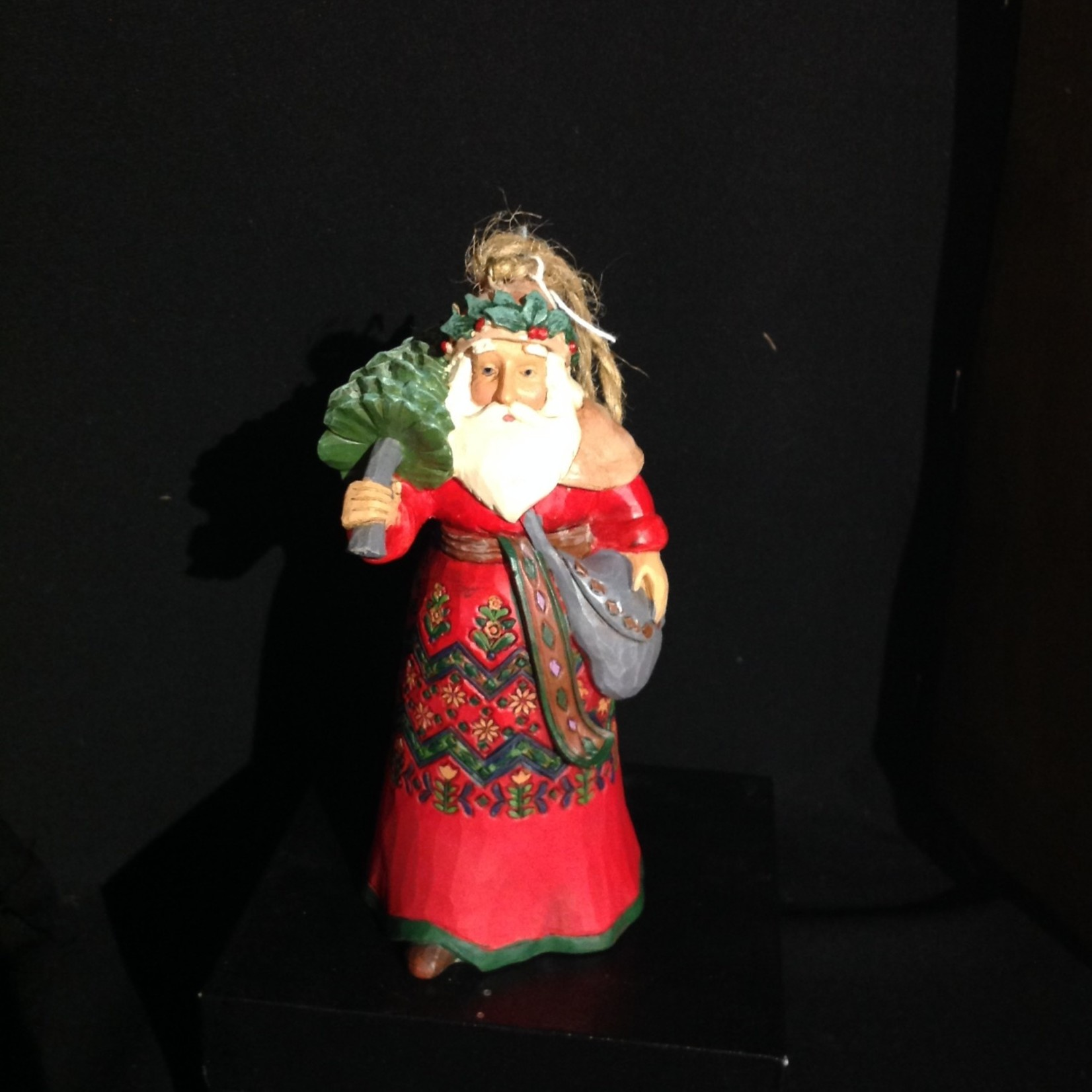 Jim Shore - Swedish Santa Orn