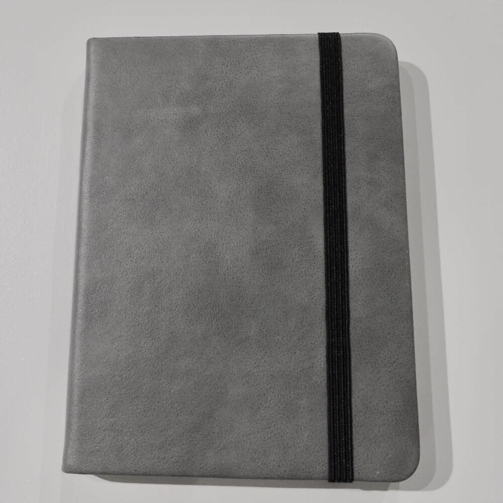 "Small Journal - Gray 5.75x4.25"""
