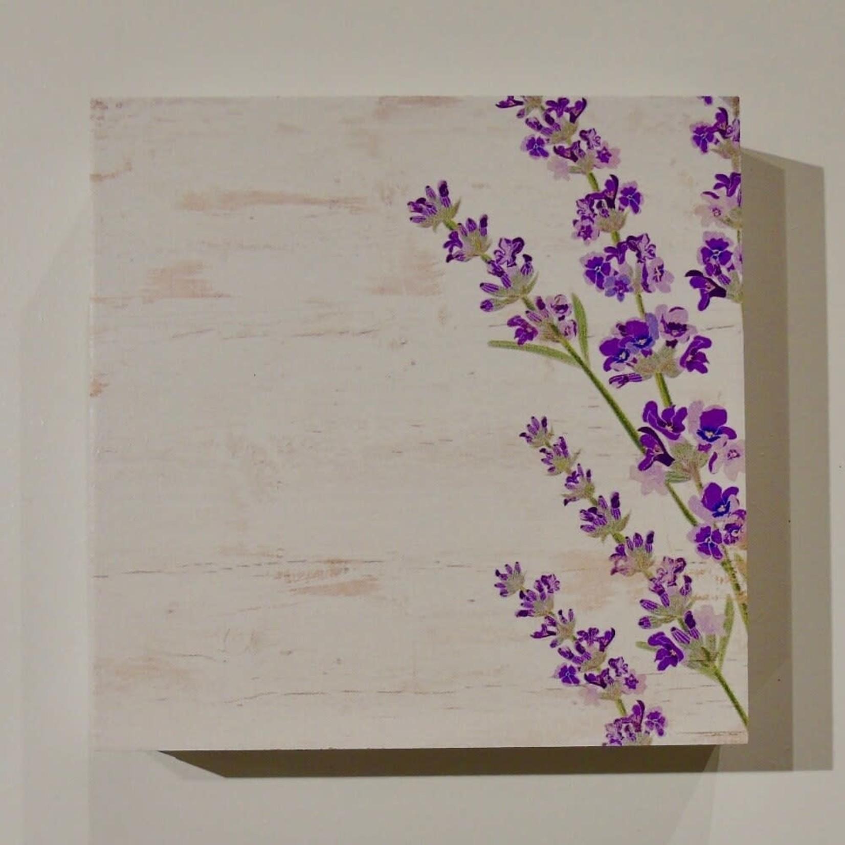 "Floral Sign (5.75x5.75"")"