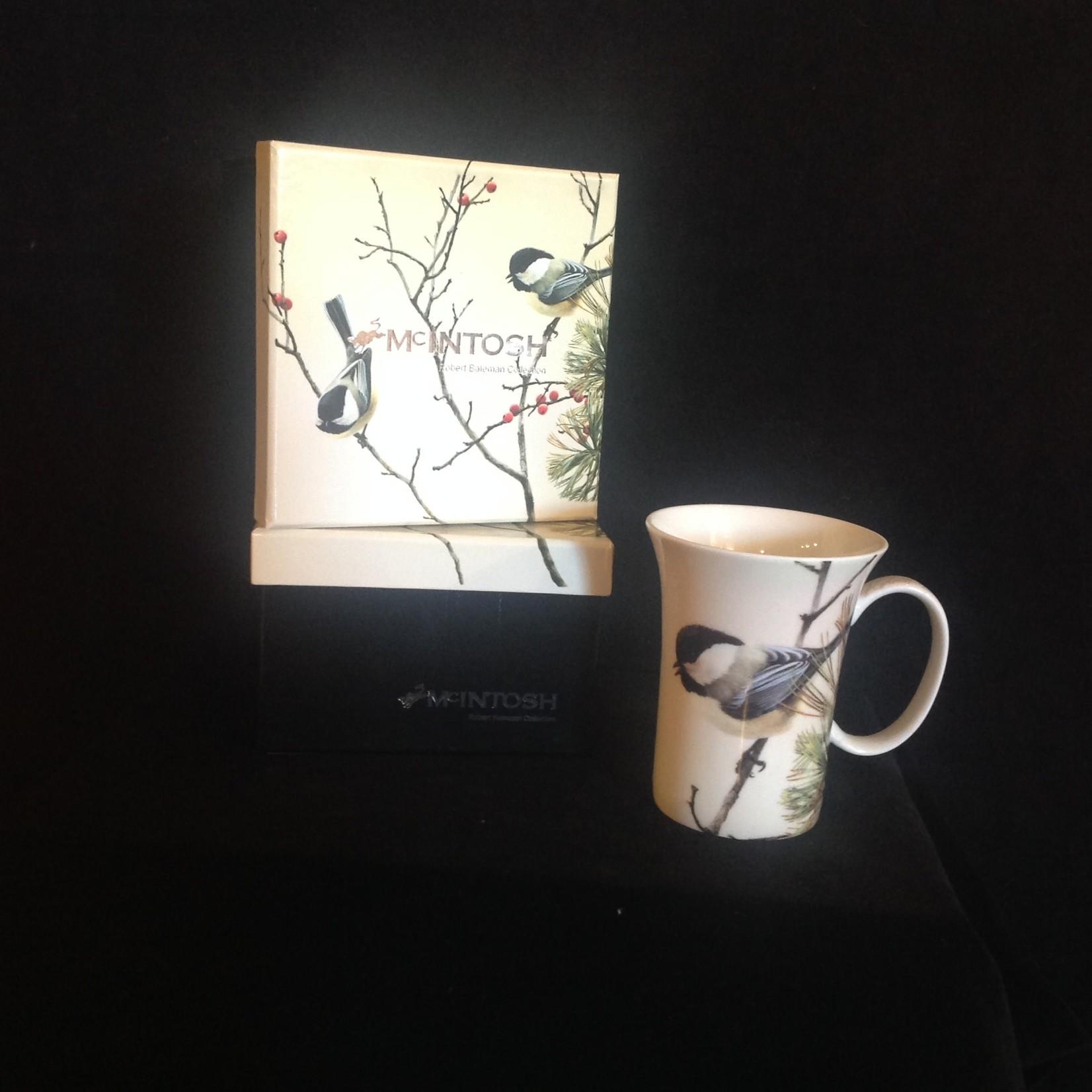 Chickadees Mug Robert Bateman