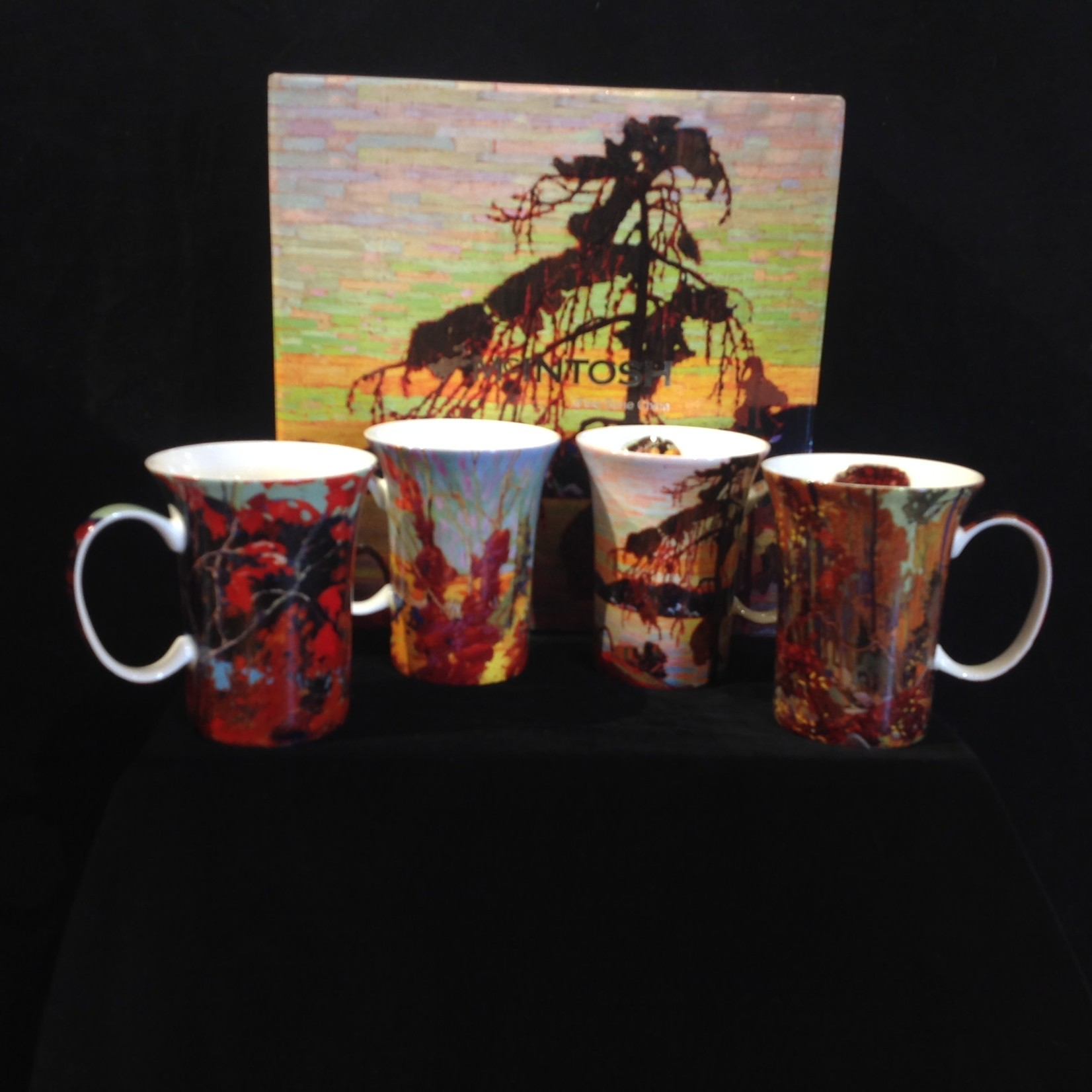 Tom Thomson Mug (Set 4)
